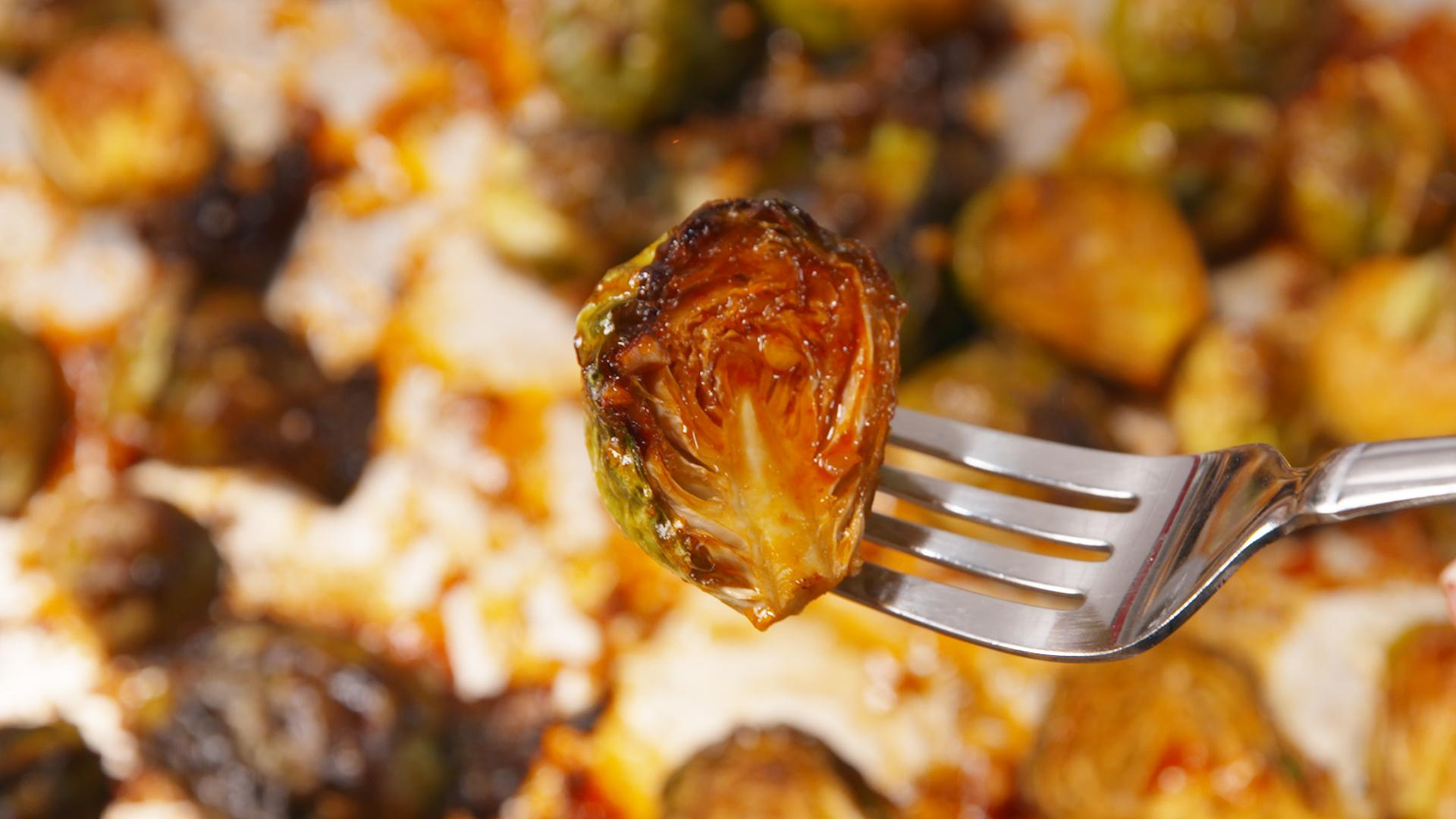 How To Make Brussels Sprouts Taste Way Better | HuffPost Life