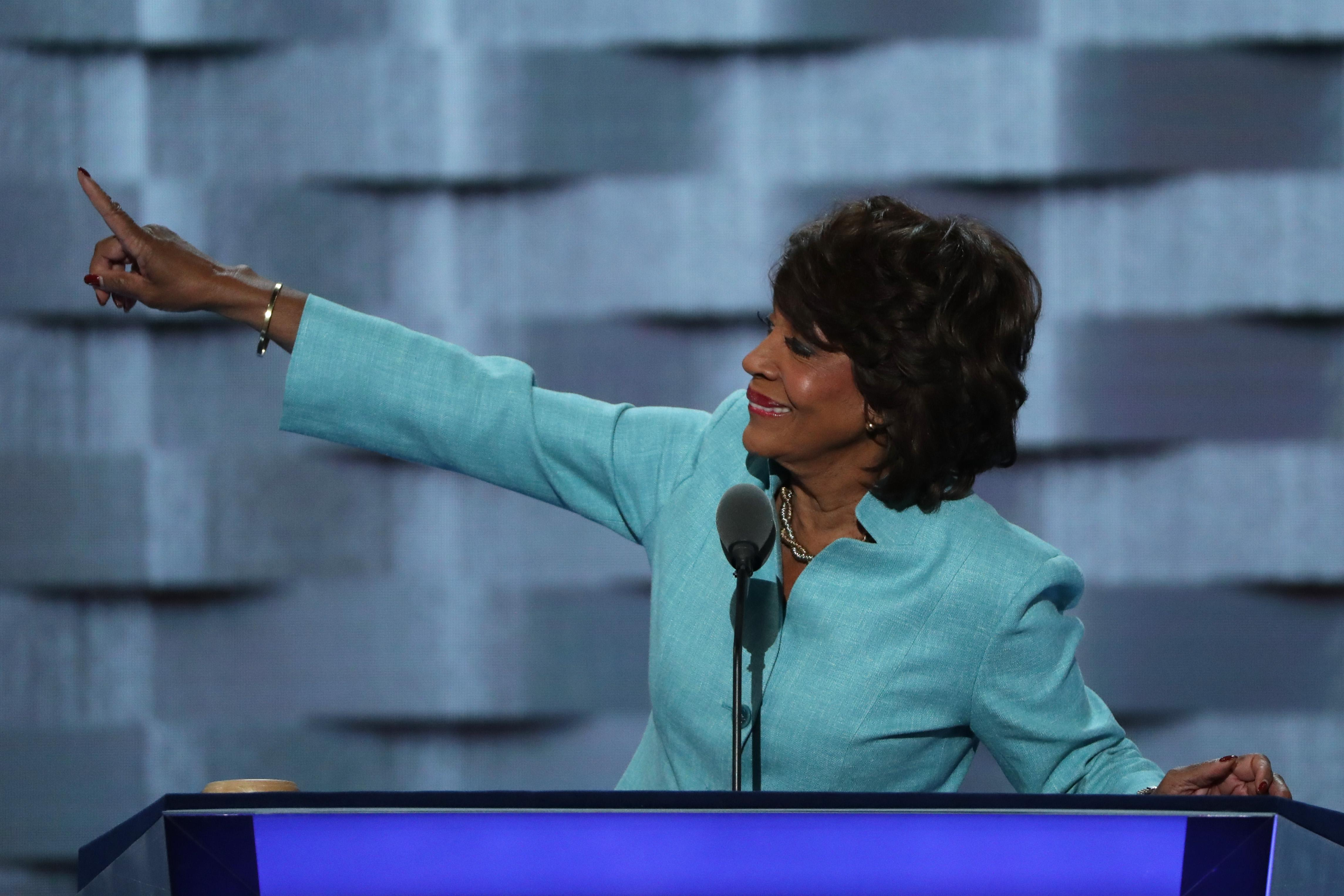 Maxine Waters' Political Career Makes Her Uniquely Suited To Take On Donald Trump