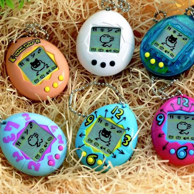 Get Your Keychains Ready: The Original Tamagotchi Is Back