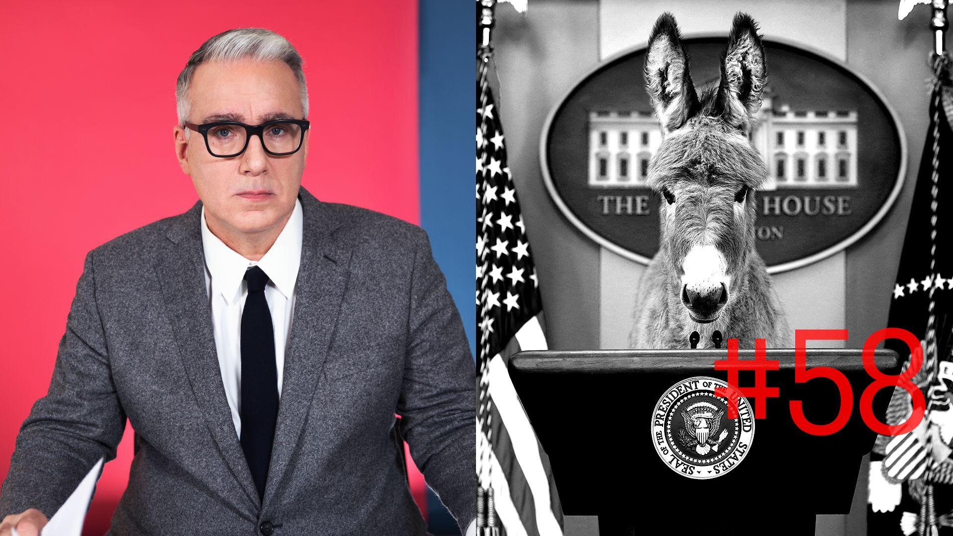 Keith Olbermann Calls Out Trump: 'You Are A Jackass'