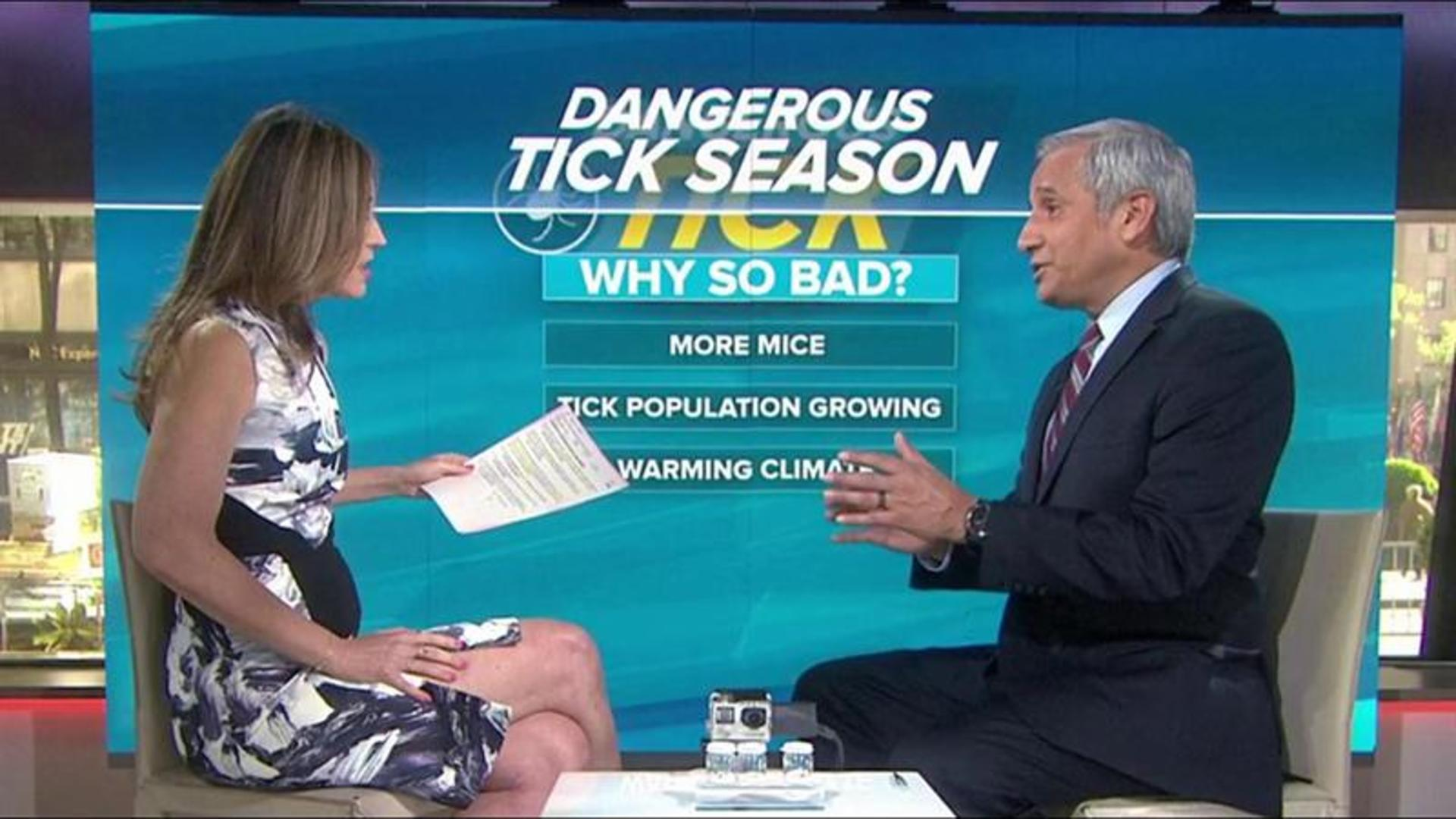 This Could Be The Worst Tick Season In Years. Here's What You Need To Know. | HuffPost Life