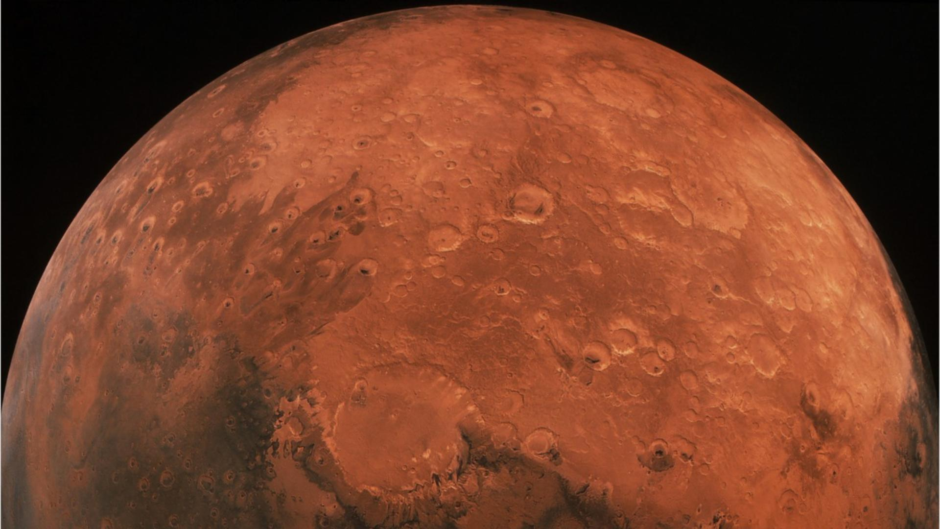 NASA Creates Radiation Rain On Earth, To Prepare For Mars Mission