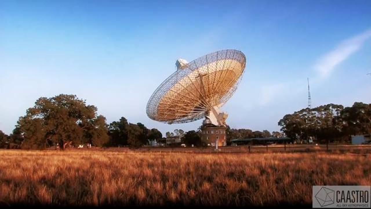 Telescope Detects Mysterious 'Fast Radio Burst' Just Days After Being Switched On