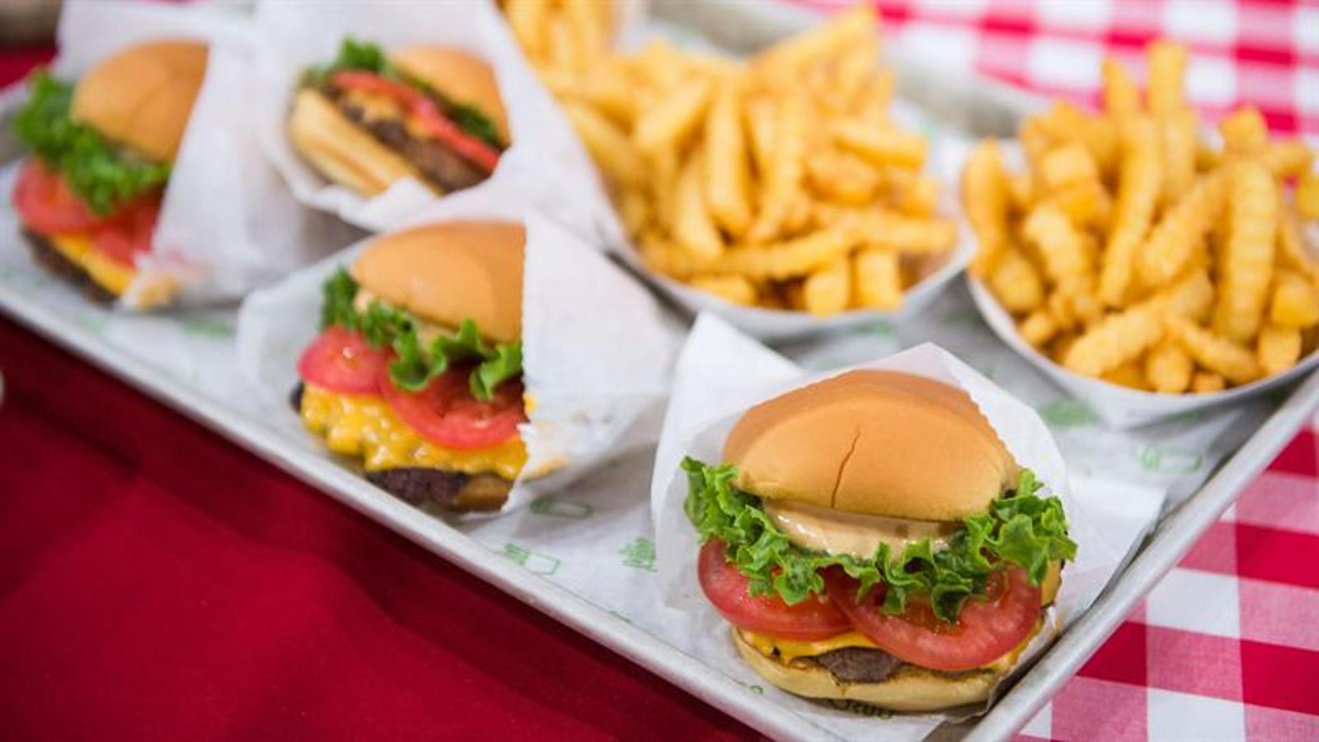 How To Cook Your Own Shake Shack Burger This Labor Day | HuffPost Life