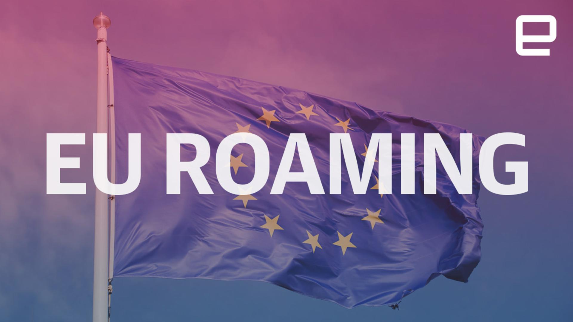 EU Roaming Charges Will Cease To Exist On June 15