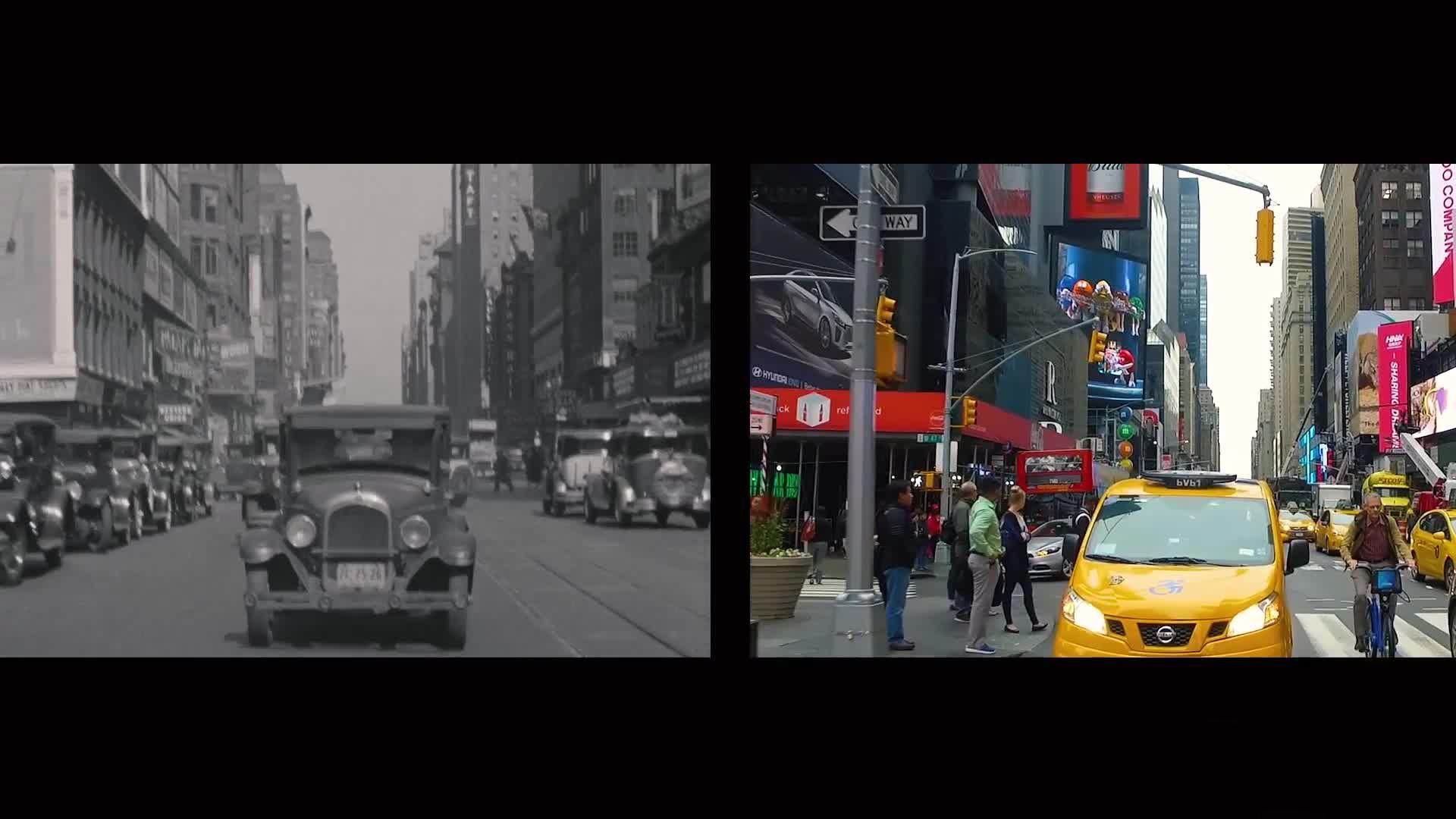 Stunning Footage Shows Just How Much New York City Has Changed In 80 Years