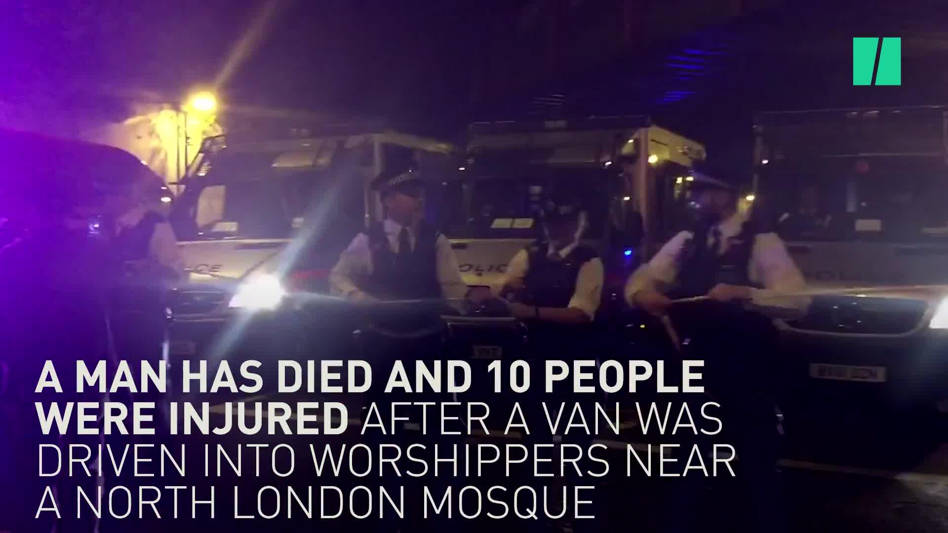 London Mosque Attack: Imam 'Protected Suspect From Angry Worshippers'