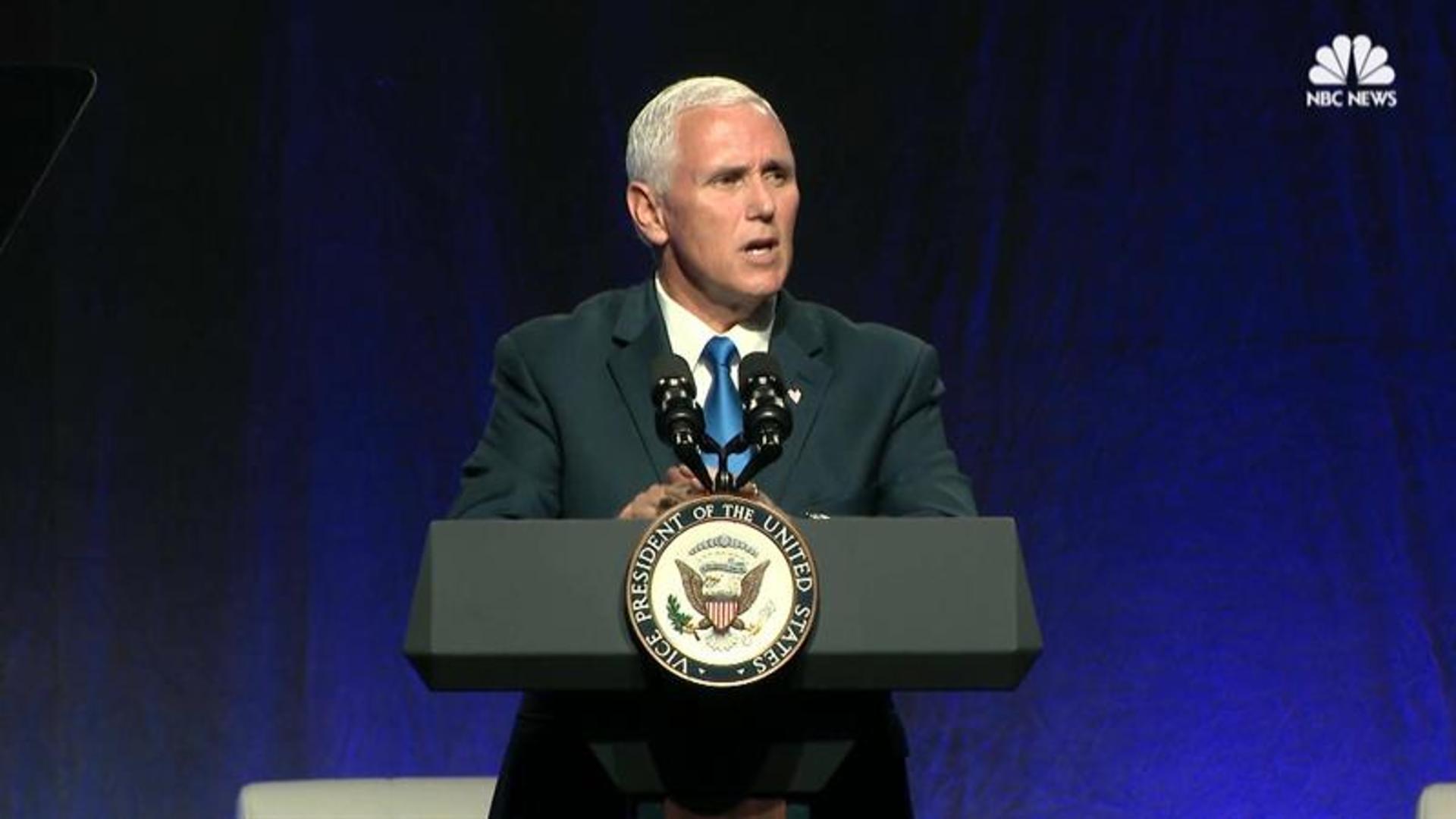 Ohio Pushes Back Against Mike Pence's 'False' Health Care Claims