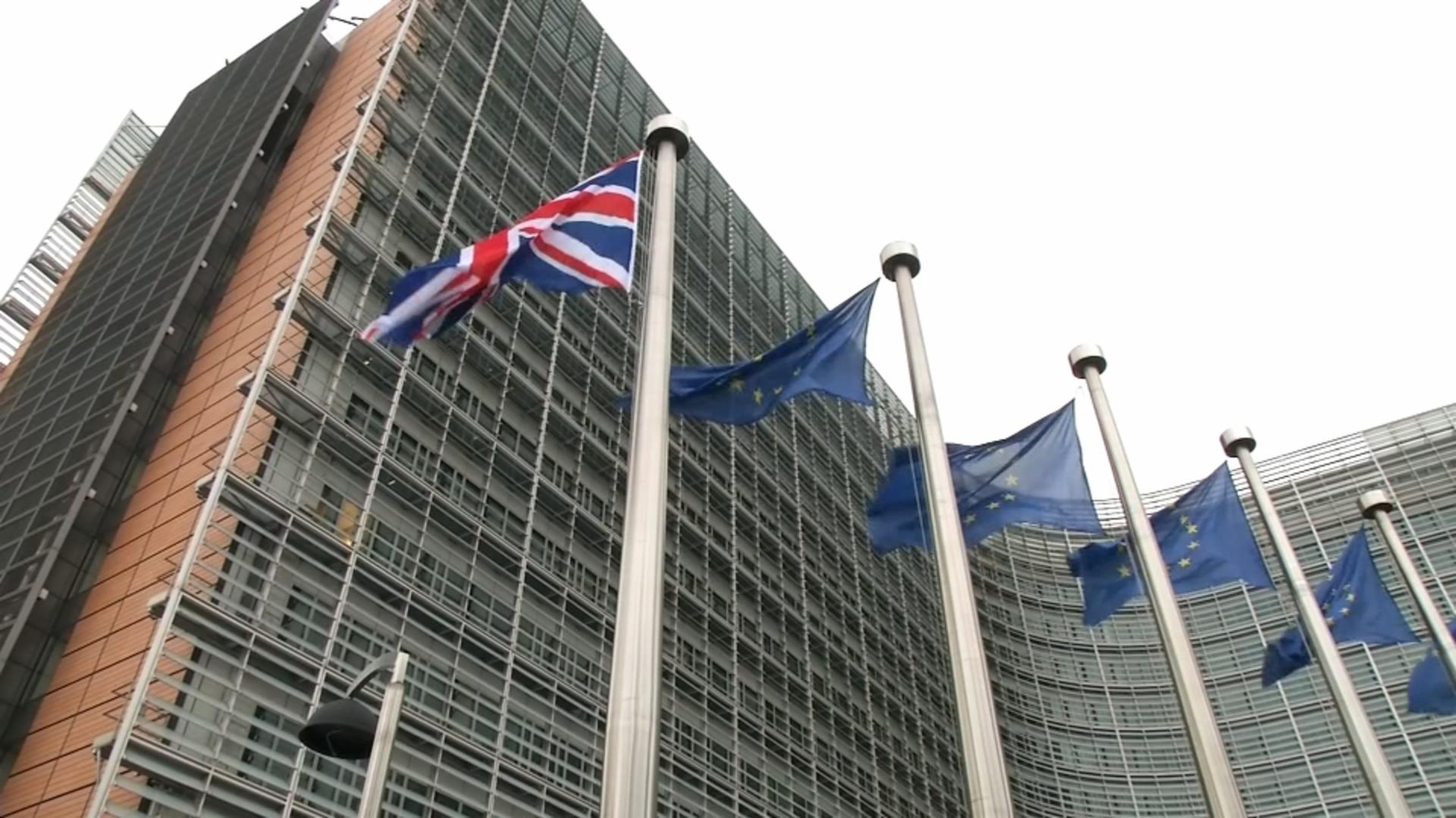 Brexit 'Divorce Bill' Of £36 Billion Rejected By Tory Eurosceptics