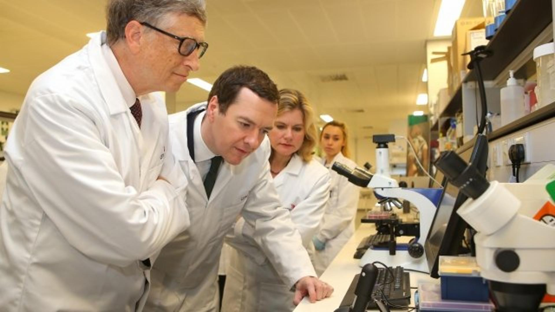 Progress On Global Poverty And Disease At Risk, Gates Says | HuffPost Life