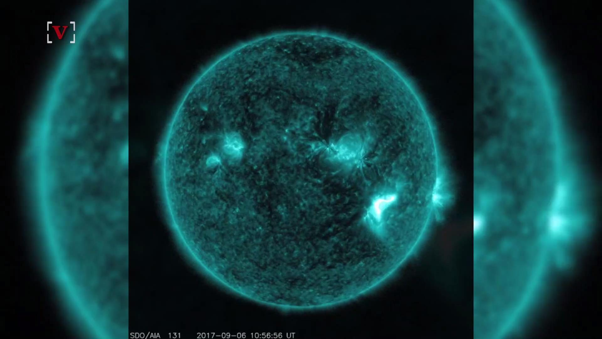 The Sun Just Fired Off A Massive Flare, And It's Headed Toward Earth Right Now