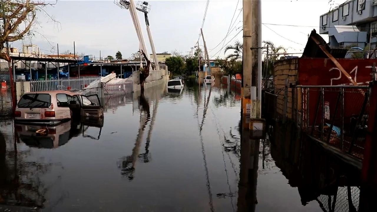 Tens Of Thousands In Puerto Rico Told To Evacuate Immediately As Dam Cracks