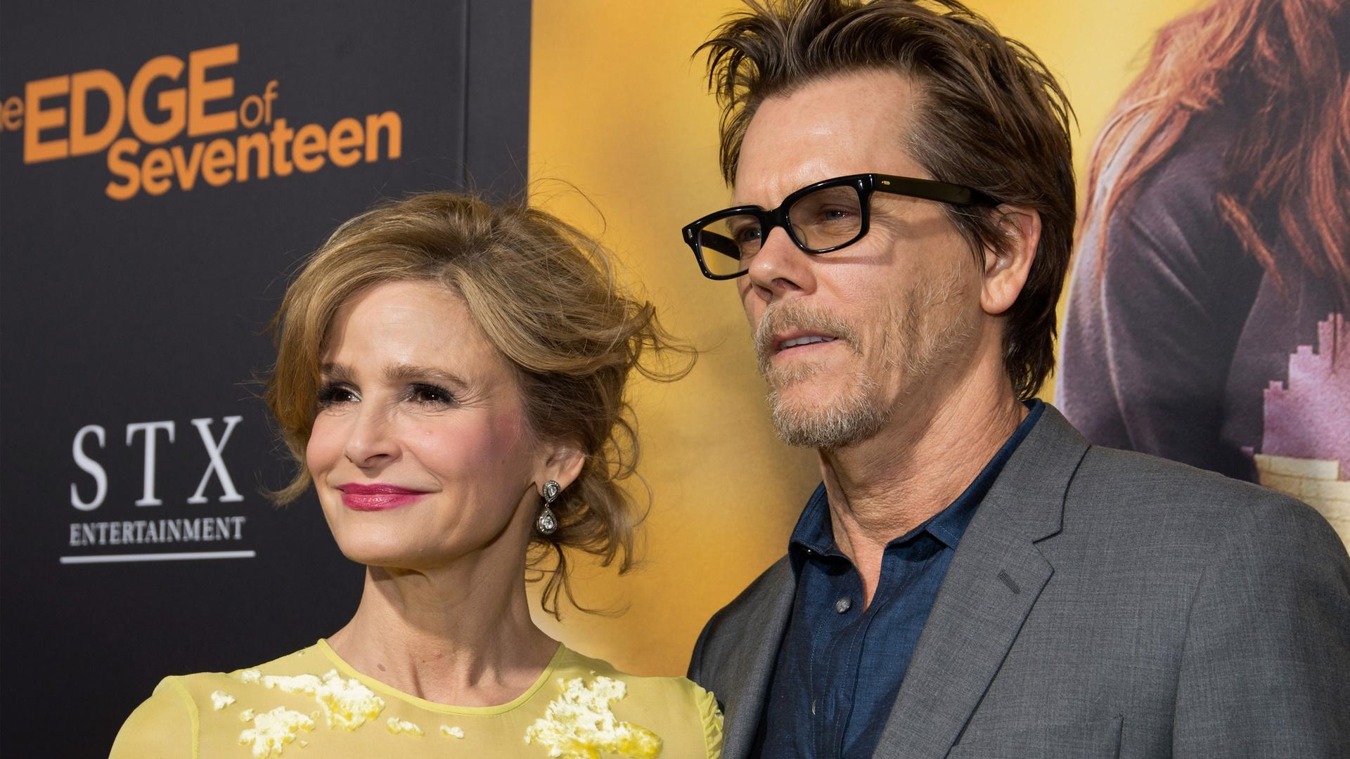 Kevin Bacon And Kyra Sedgwick's Style Through The Years, In Photos