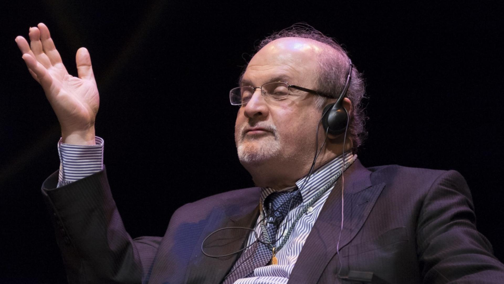Salman Rushdie, 72, finds love with award-winning 40-year-old poet: report