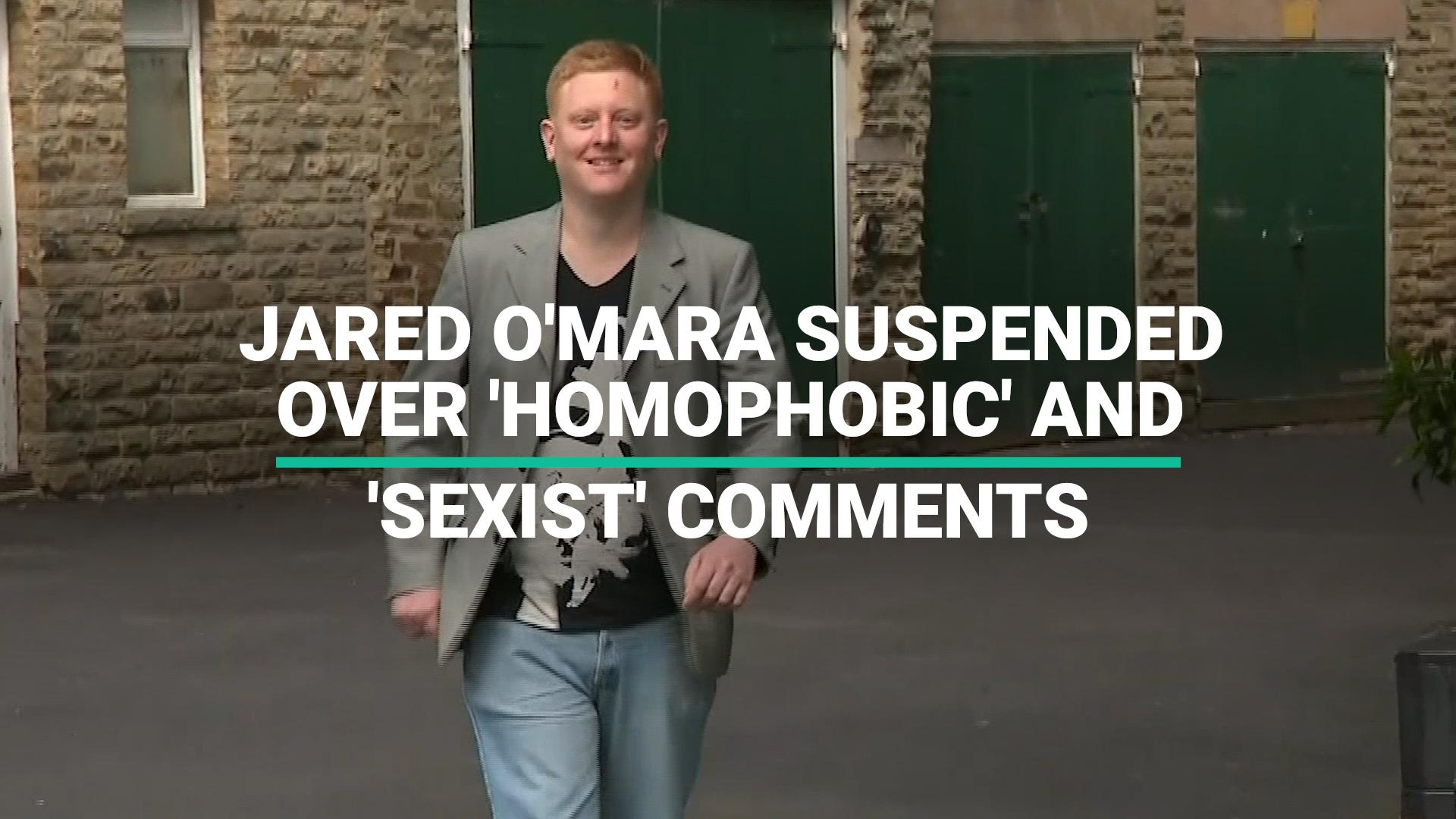 Independent MP Jared O'Mara 'Arrested On Suspicion Of Fraud'