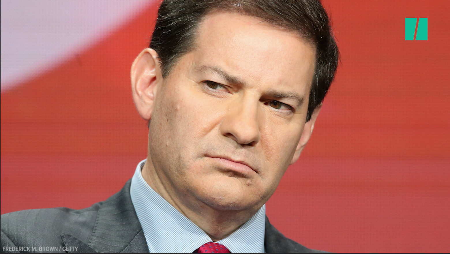Mark Halperin Signs Book Deal After 2017 Sexual Harassment Allegations
