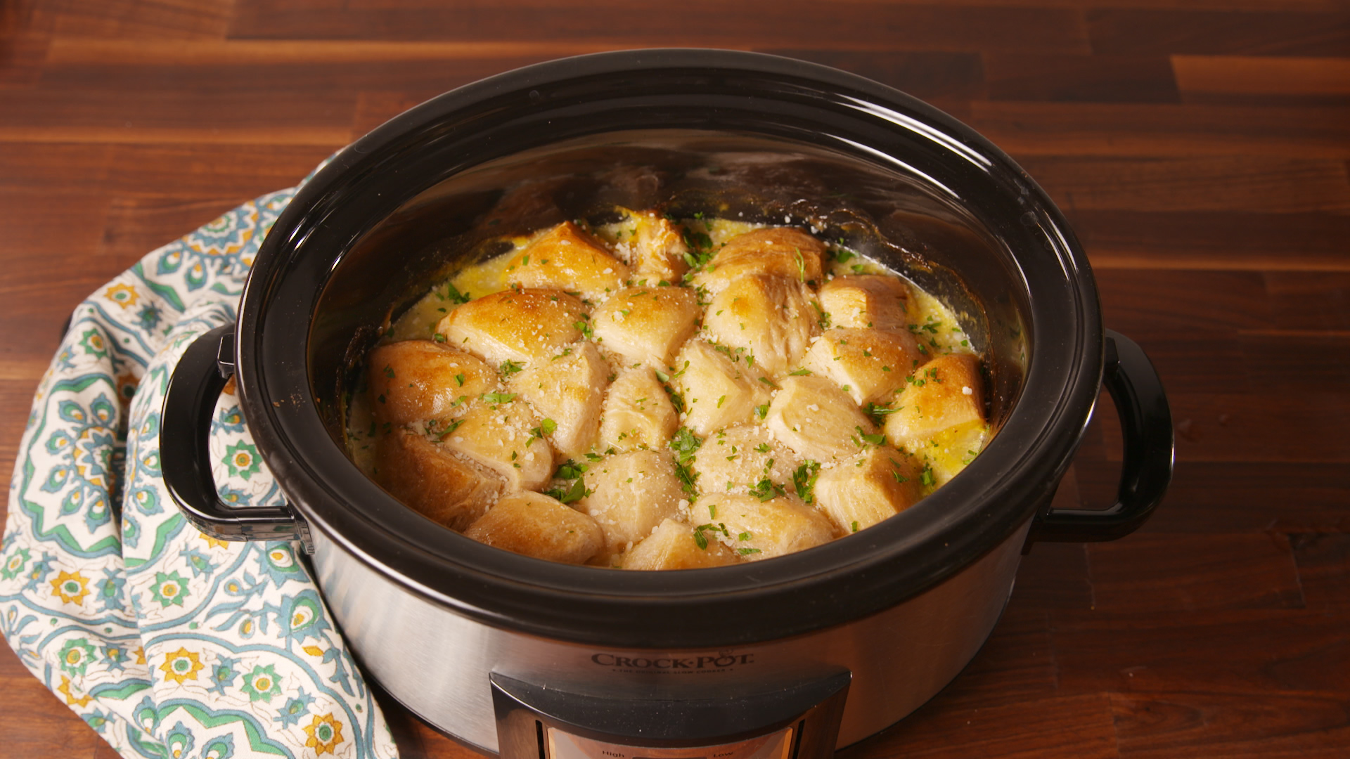 Hearty Slow-Cooker Recipes To Welcome Fall