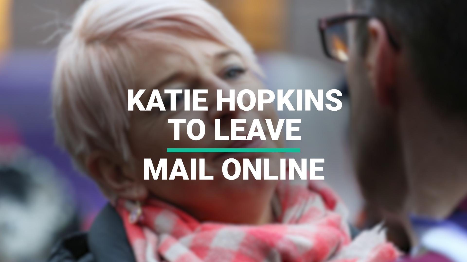 Katie Hopkins: PayPal Criticised For Allowing Her To Raise Money On Platform