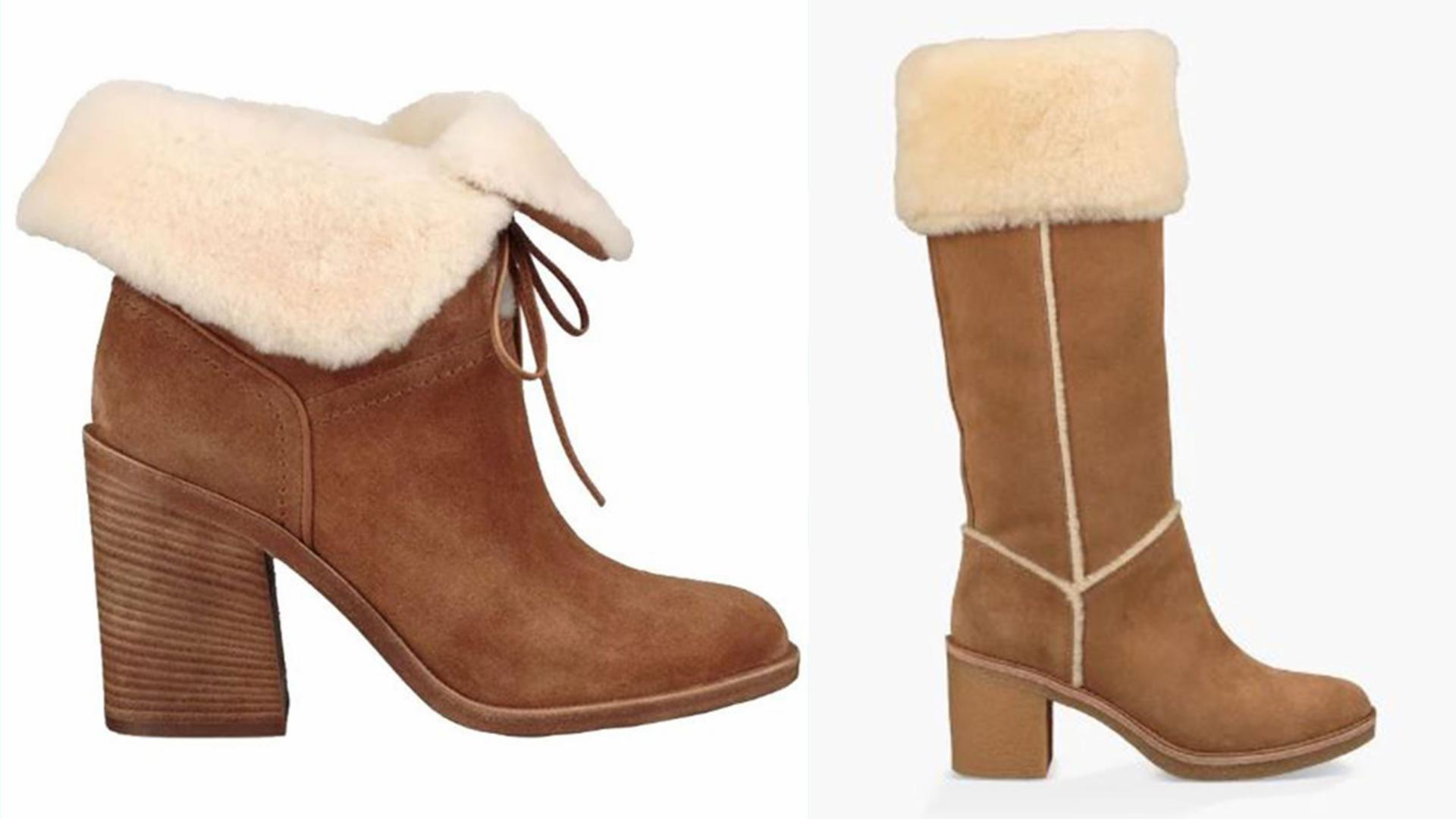 These UGG boots are half off -- and will be a saving grace come winter!