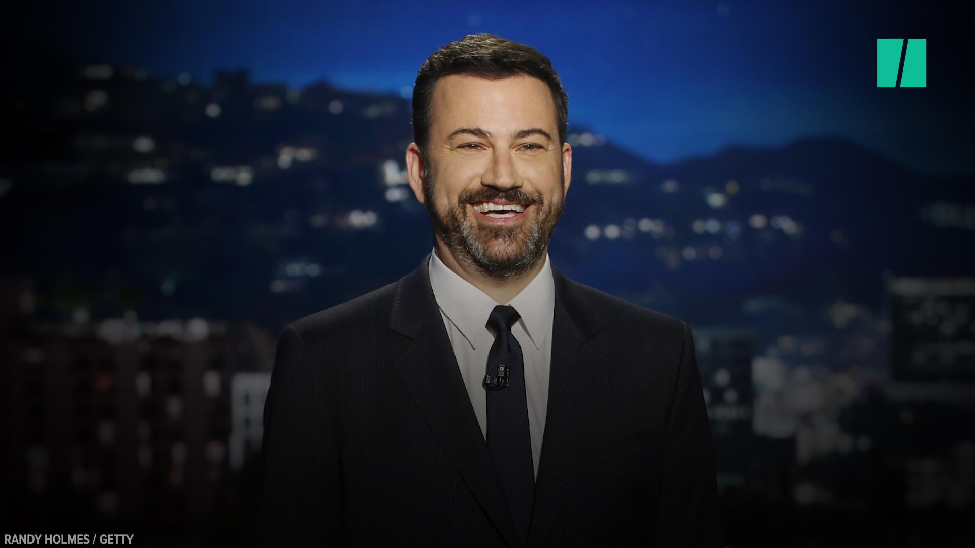 'Grateful' Jimmy Kimmel Shares Birthday Update On Son Who Inspired Health Care Plea