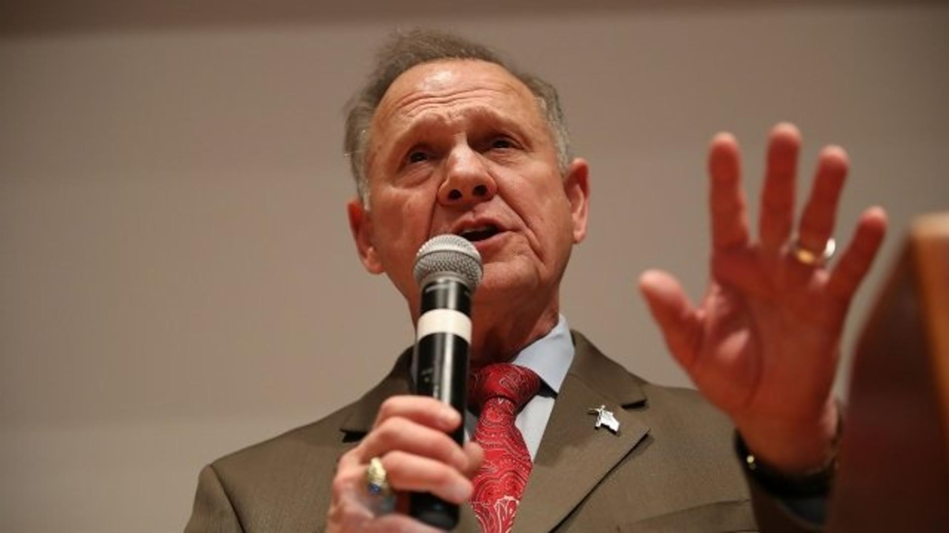 Roy Moore Still Won't Concede Defeat. It's Been A Week Since The Election.