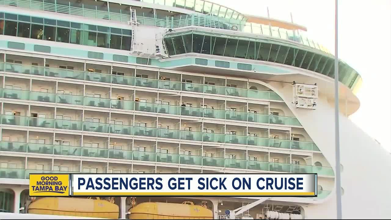 More Than 300 Passengers Get Nasty Stomach Bug On Royal Caribbean Cruise | HuffPost Life