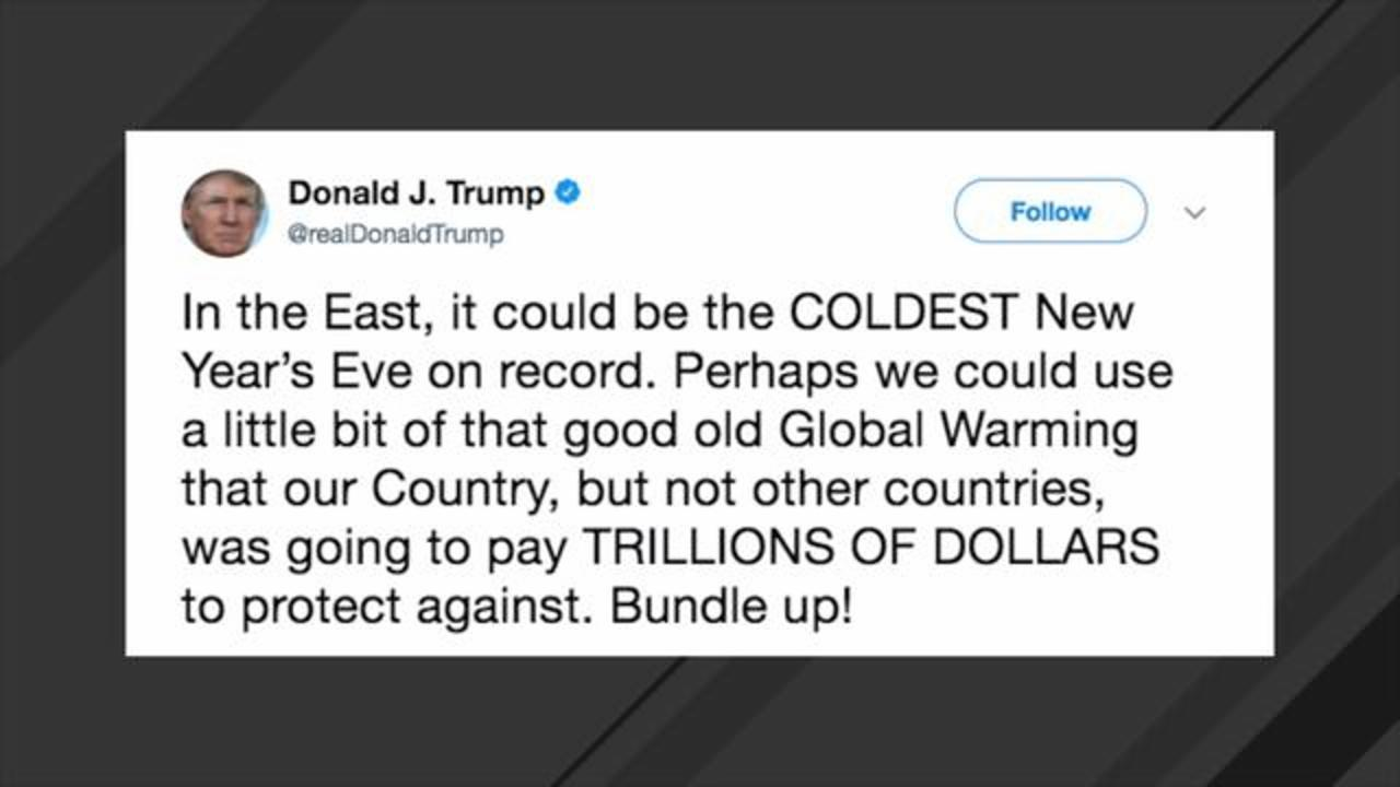 Donald Trump Wraps Up The Year With 'The Dumbest Thing He's Tweeted In 2017'