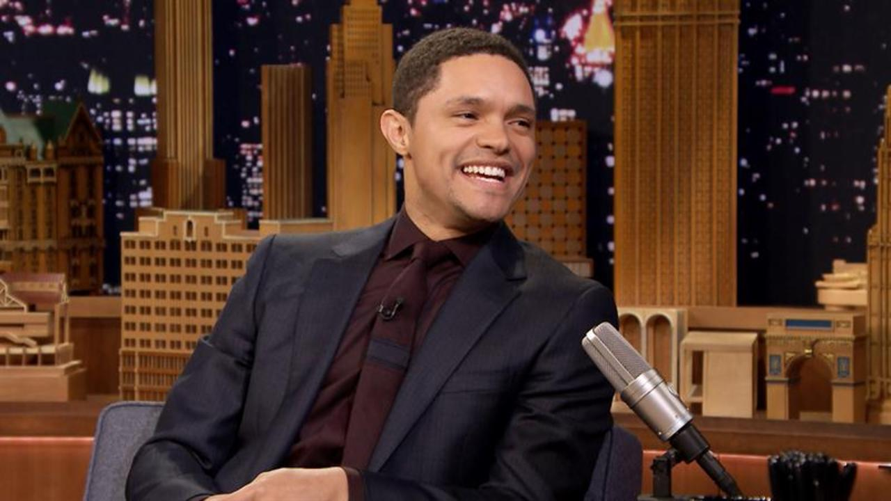 Trevor Noah Has Spotted A Funny Musical Thing About Donald Trump's Speech Patterns