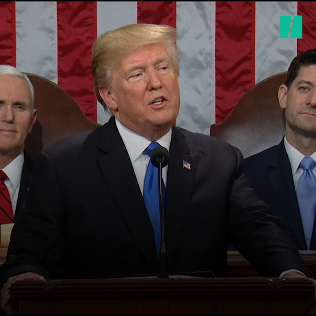 The State Of The Union Drinking Game To Help You Through The Night