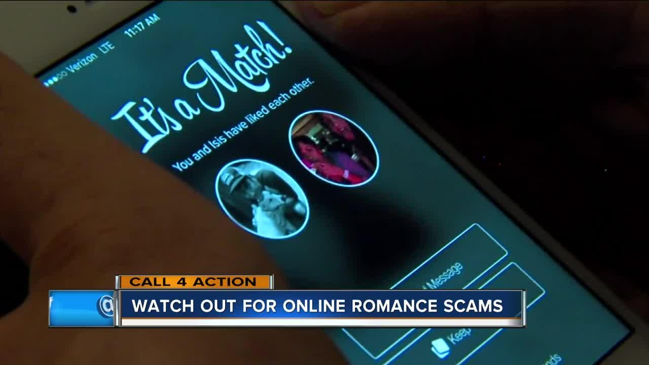 Serial con artist arrested after scamming woman he met on Match.com out of $85,000