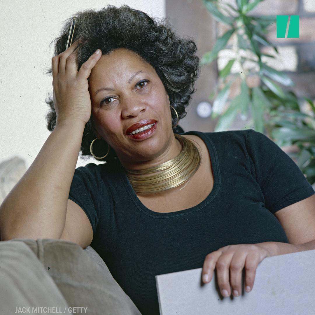 Former President Barack Obama Remembers Toni Morrison