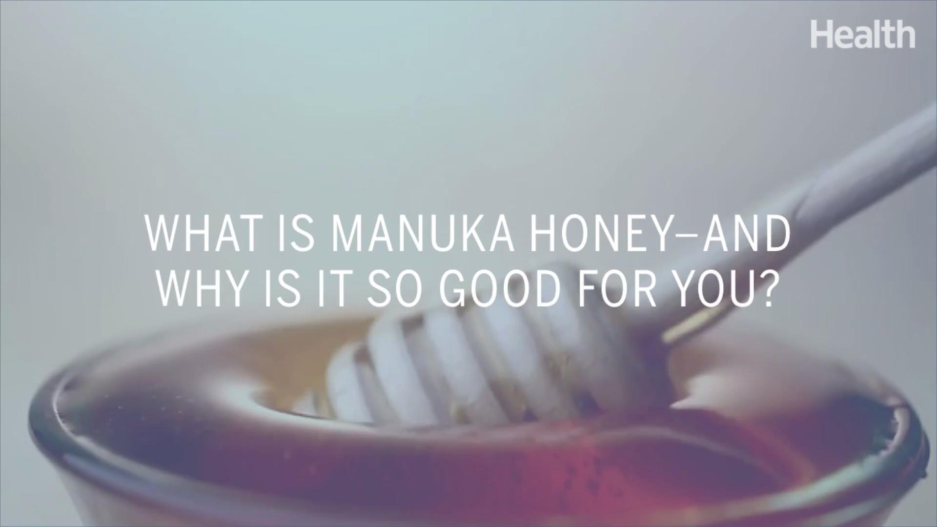 What Is Manuka Honey, Anyway? If You Still Don't Know, Now You Will.