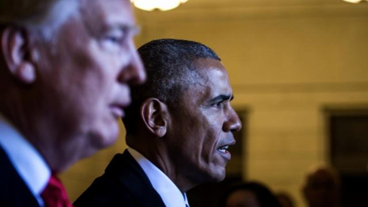 Donald Trump Attacks Barack Obama In Tweet That Defies Logic And Facts