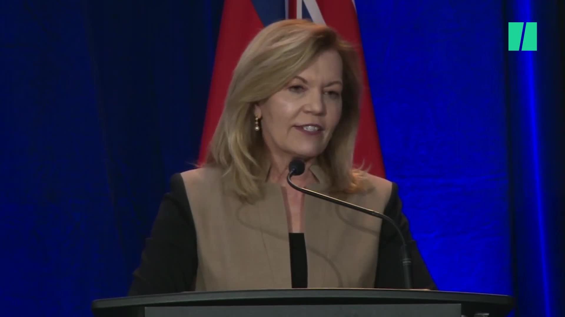 Christine Elliott Seeks Ontario PC Nomination In Newmarket-Aurora