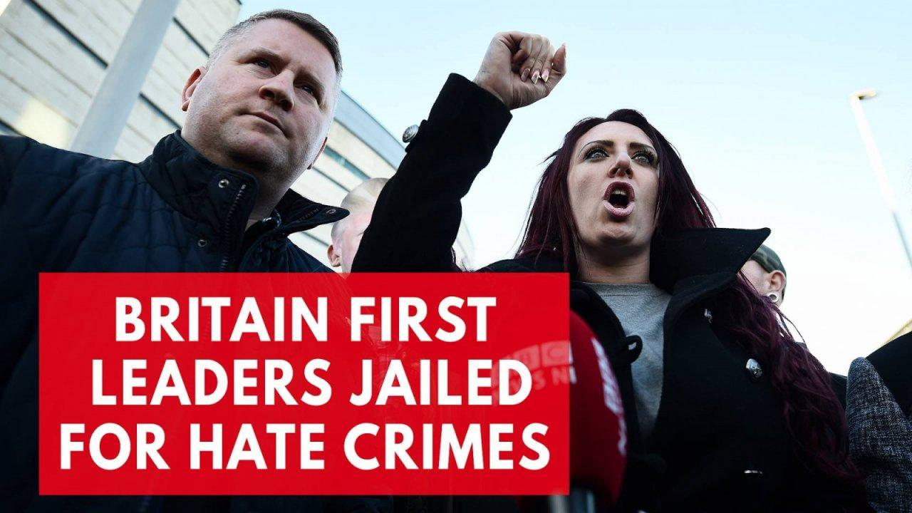 Britain First Banned From Facebook For 'Inciting Animosity And Hatred'