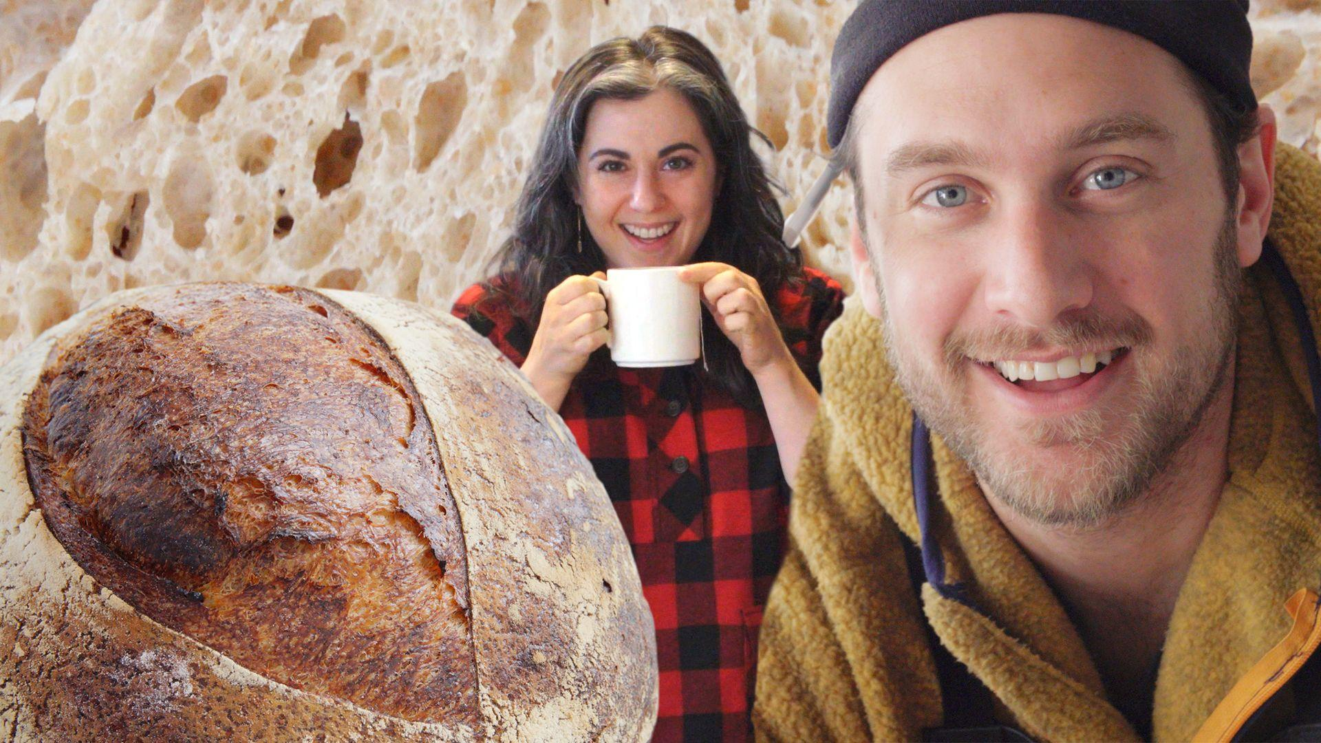 How Sourdough Bread Is Helping People Eat Gluten Again | HuffPost Life