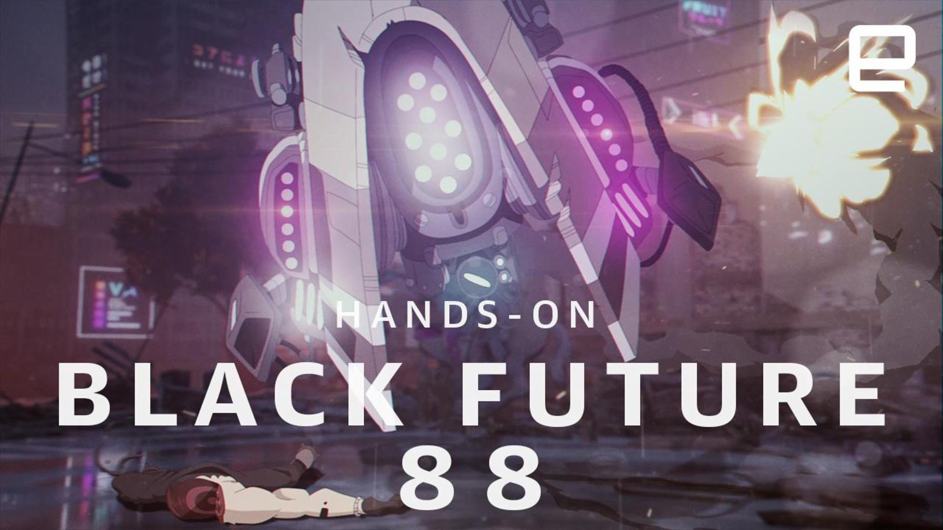 You only have 18 minutes to complete 'Black Future '88'