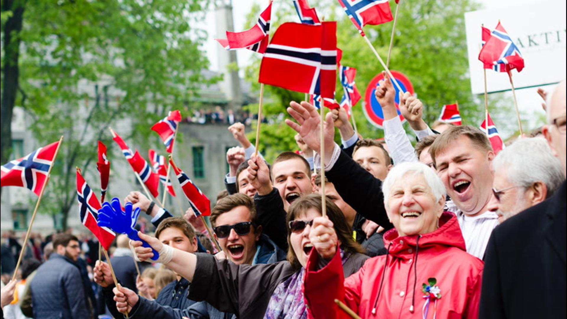 Why people in Finland are so much happier than Americans