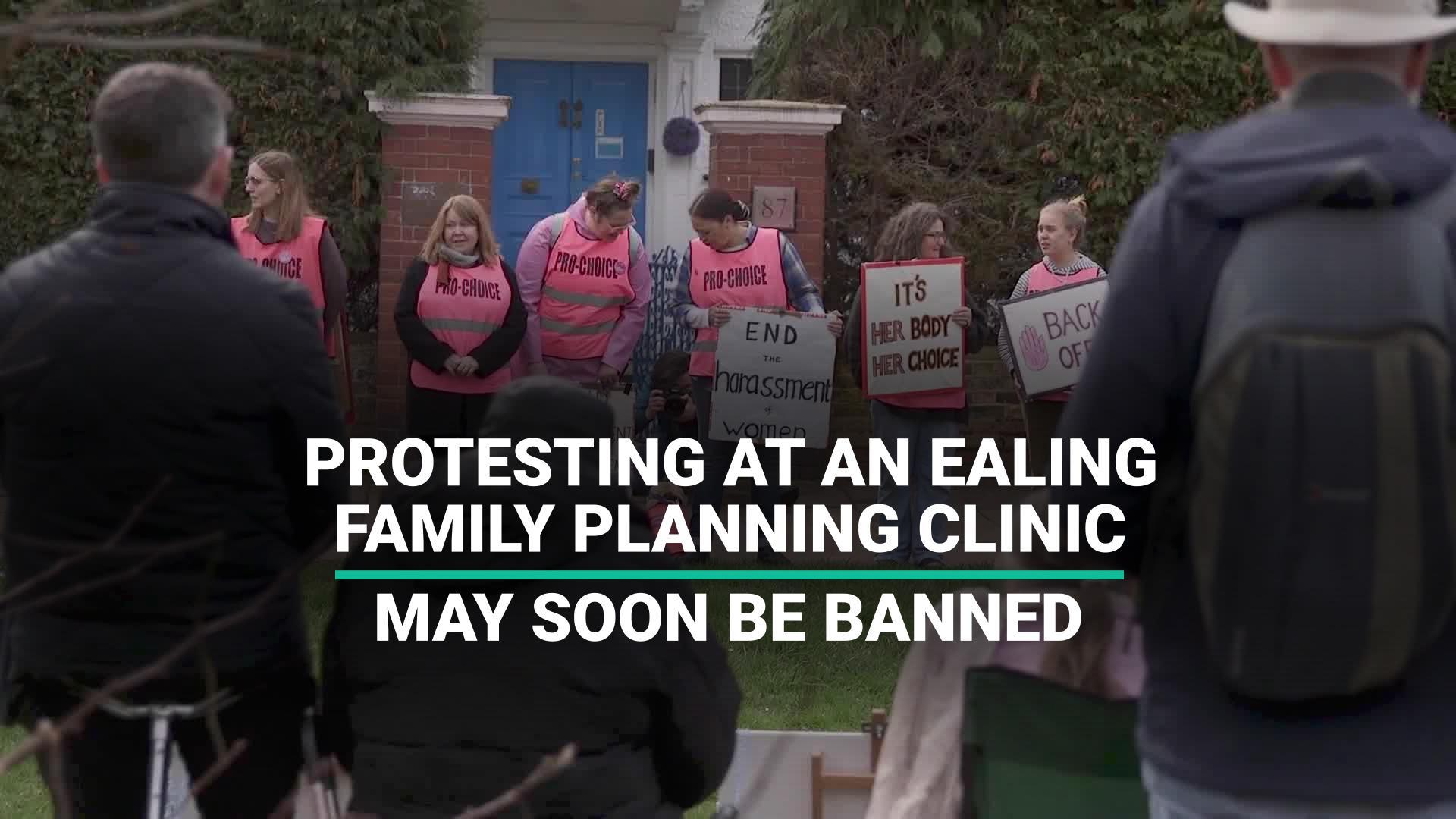 High Court Upholds Ban On Protests Outside Ealing Abortion Clinic