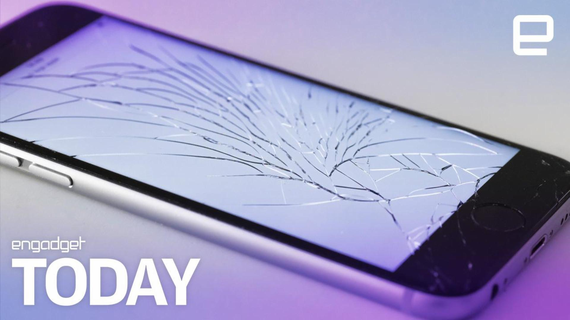 Even genuine replacement Apple displays can mess with iPhones