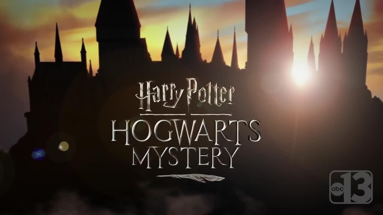 Harry Potter Hogwarts Mystery Is The Magical Mobile Game You Always Wanted