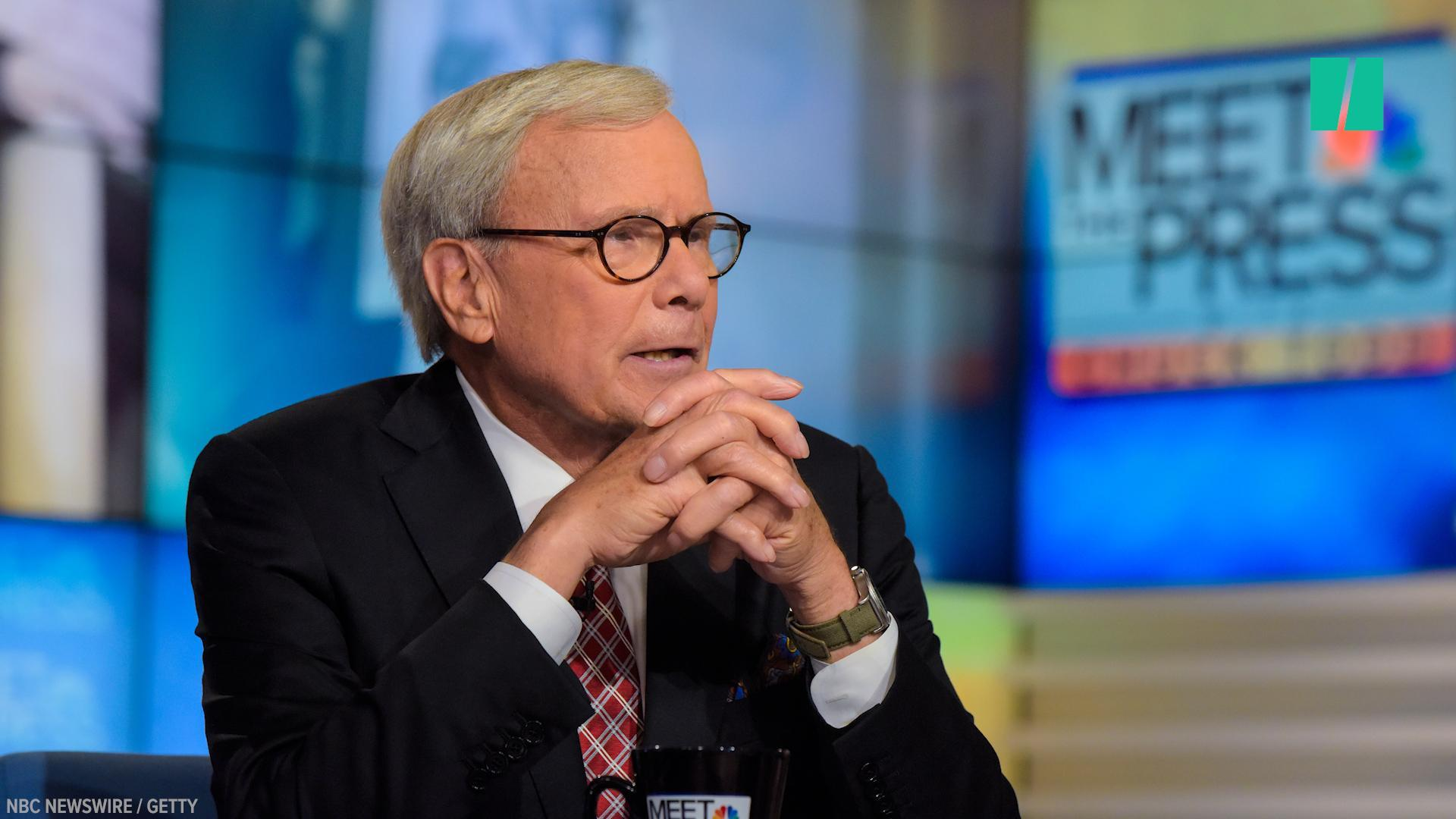 2 Women Accuse Tom Brokaw Of Sexual Harassment In The '90s