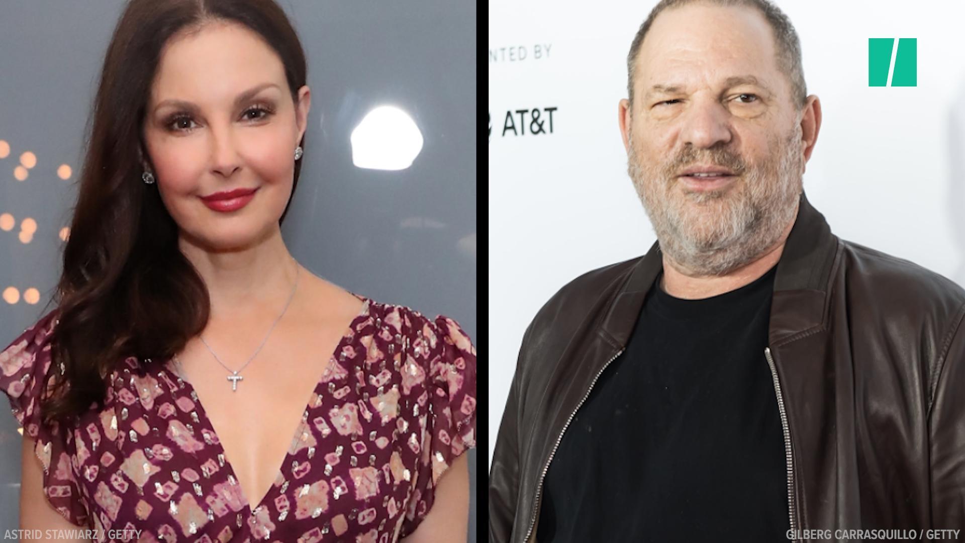 Ashley Judd Isn't Part Of The Harvey Weinstein Civil Settlement