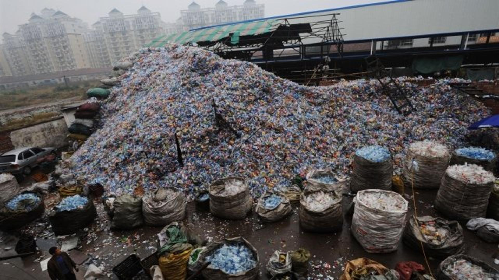 We Live In A World Full Of Plastic, And People Are Sick Of It.