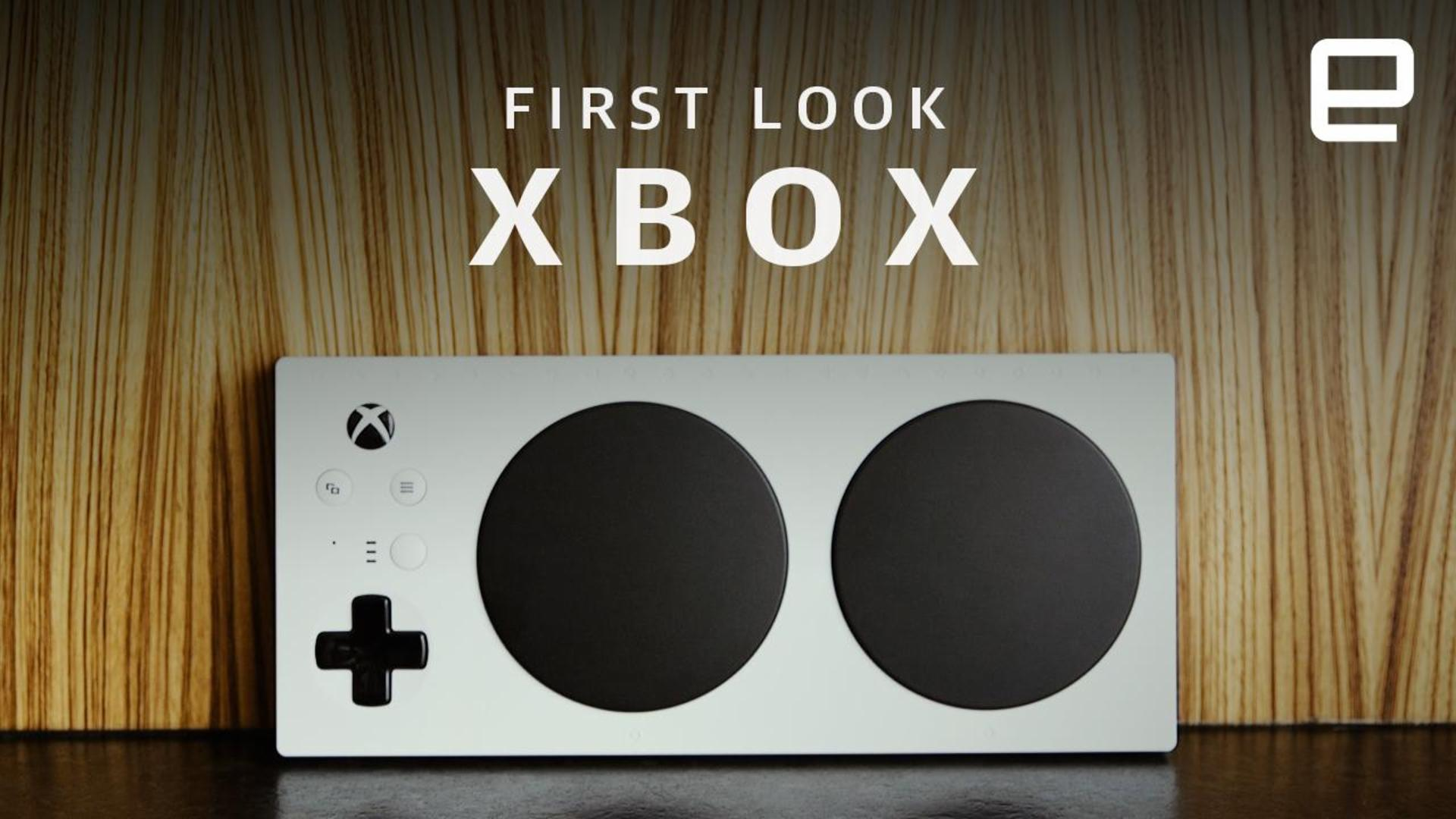 Xbox Adaptive Controller first look: A new, necessary gamepad