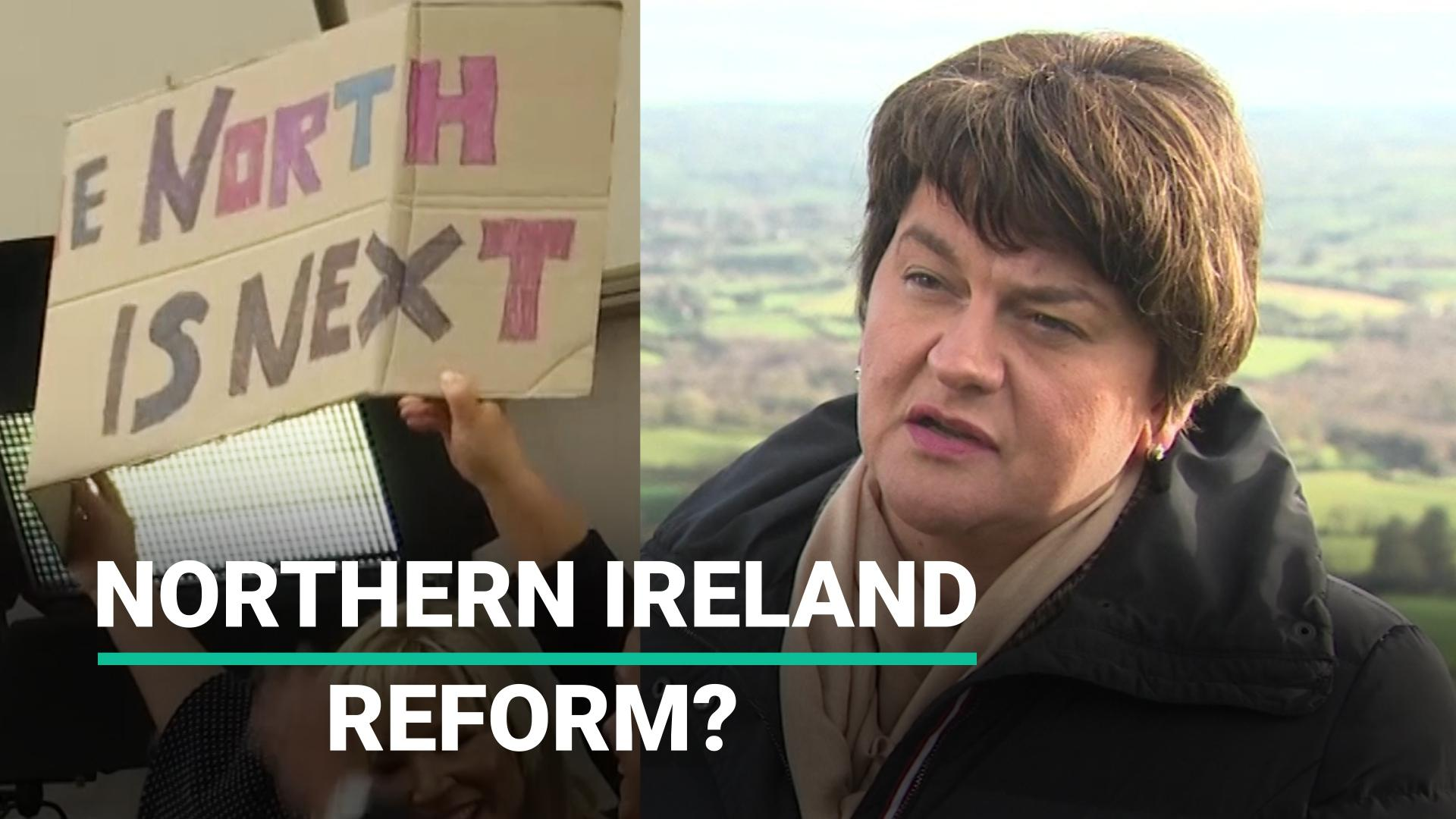 What Does The Irish Abortion Referendum Mean For Northern Ireland?
