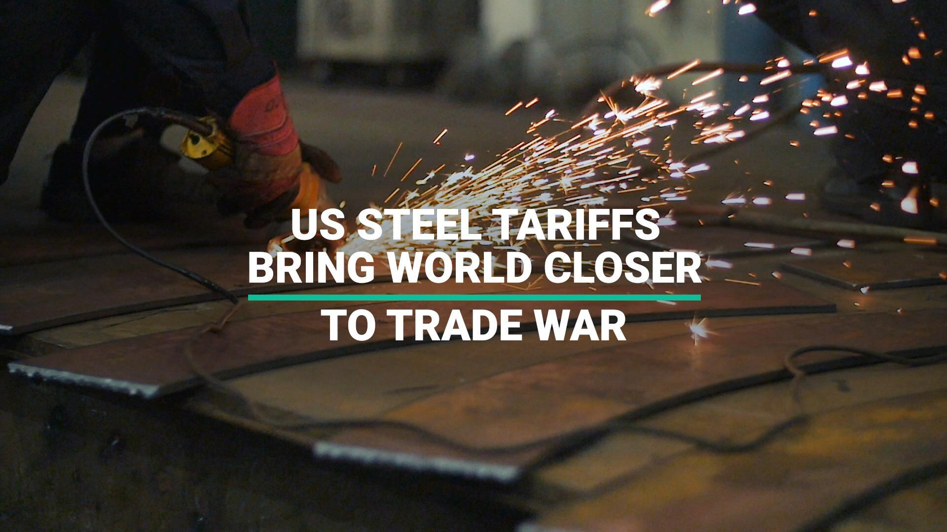 Why Are People Angry About Trump's Steel Tariffs – And What Do They Mean For Us?