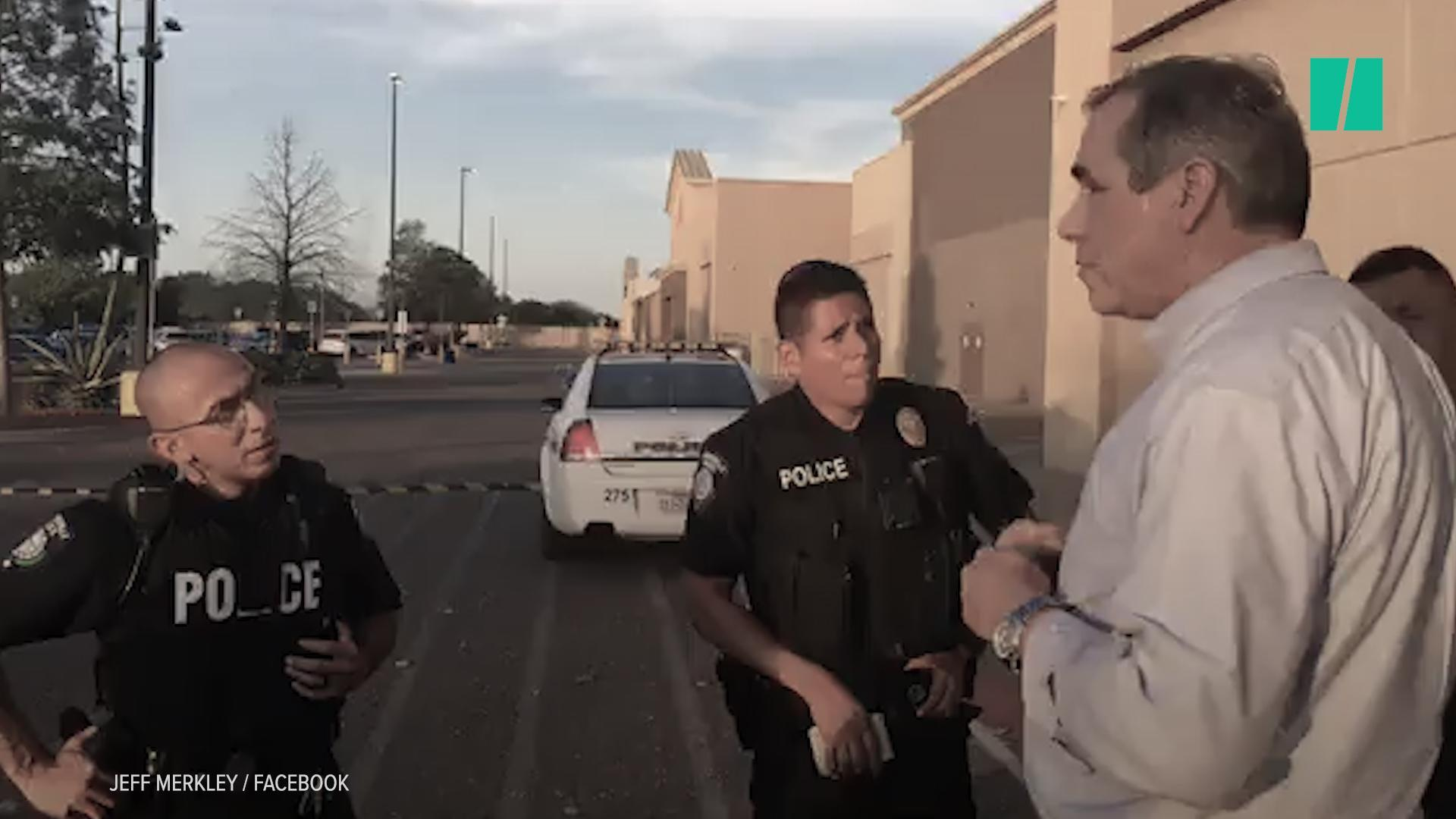 Oregon Senator Denied Entry To Immigration Detention Center, Has Police Called On Him