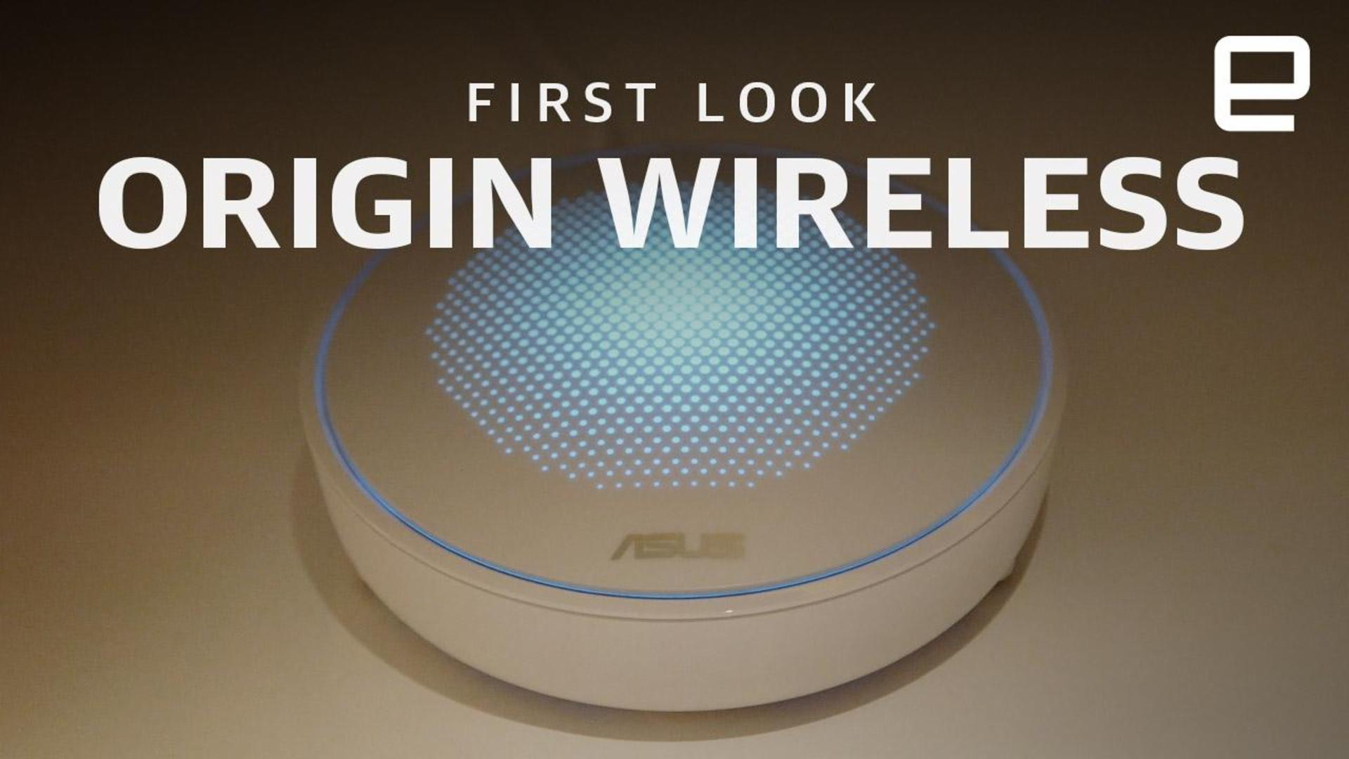 This mesh WiFi router can track motion to protect your family