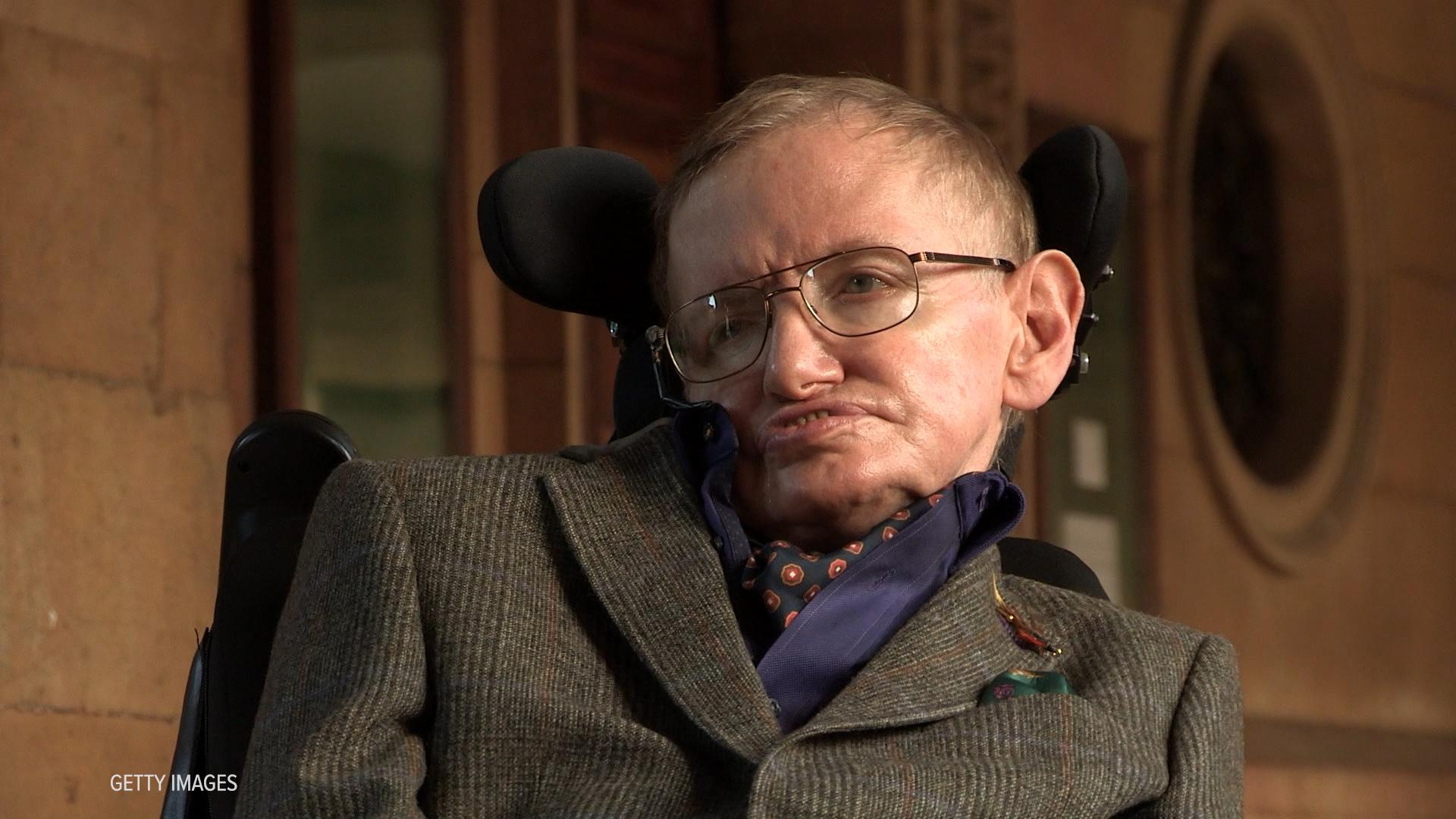 Stephen Hawking's Voice Will Be Beamed Into Black Hole During Final Send-Off